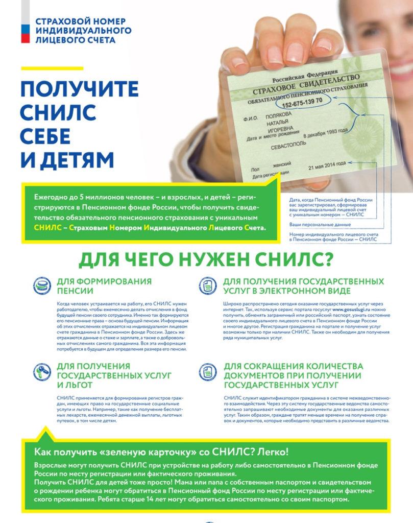 Как узнать номер снилс по паспорту через интернет на сайте пфр