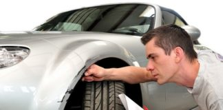 Оценка повреждения автомобиля после ДТП